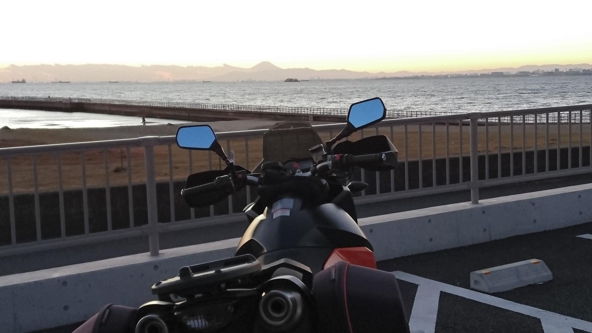 富士山と990SMT